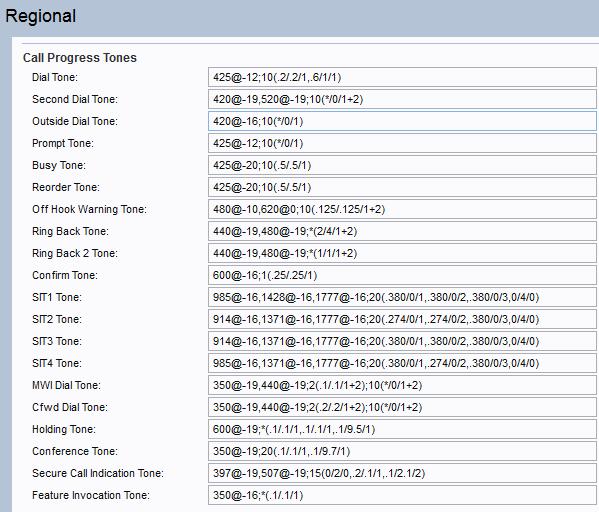 SPA112 Regional Progress Tones