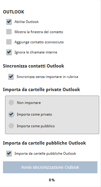 Outlook UCloud