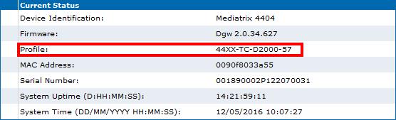 MDX_Versione