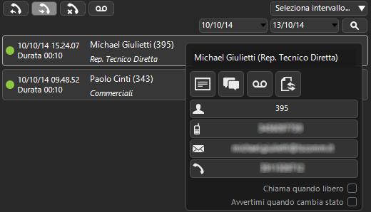 6.5 GUI richiama lista chiamate2