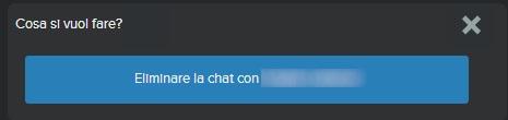 Delete Chat Vert