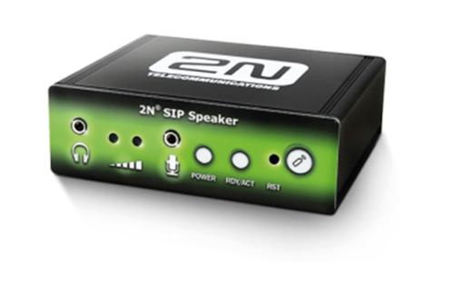 Speaker per Paging IP 2N SIP
