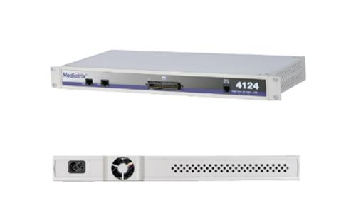 Adattatore SIP Mediatrix 4124 – 24 FXS