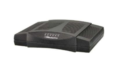 Gateway Mediatrix 4404 – 4 BRI