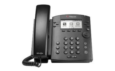 Telefono IP Polycom VVX 311