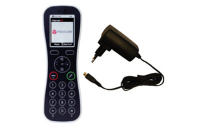 Telefono dect Spectralink Butterfly + Caricabatterie