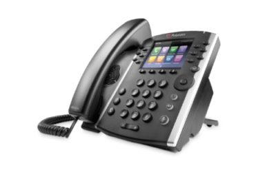 Telefono IP Polycom VVX 411